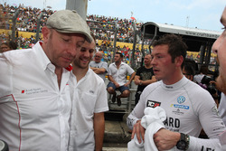 Jean-Karl Vernay, Leopard Racing, Volkswagen Golf GTI TCR and Vicent Vosse