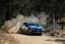Molly Taylor, Bill Hayes, Subaru Impreza WRX STI