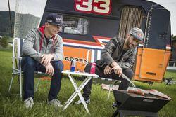 Макс Ферстаппен и Даниэль Риккардо, Red Bull Racing