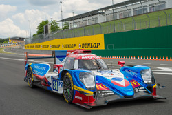 #31 Vaillante Rebellion Racing Oreca 07 Gibson: Жюльєн Каналь, Бруно Сенна, Ніколя Прост