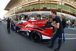 #17 IDEC Sport Racing Ligier JS P217 Gibson: Patrice Lafargue, Paul Lafargue, David Zollinger