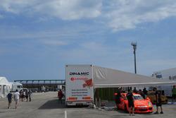 Porsche 911 GT3 Cup di Jonathan Giacon, Dinamic Motorsport