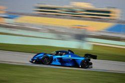 #8 FP2 Praga R1, Shaz Samji, Gryphon Racing