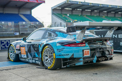 №77 Dempsey Proton Competition Porsche 911 RSR: Кристиан Рид, Маттео Кайроли, Марвин Динст