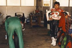 Adrien Morillas, Kawasaki Racing, yarış galibiA1-Ring, 1988