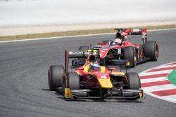 Gustav Malja, Racing Engineering y Nobuharu Matsushita, ART Grand Prix