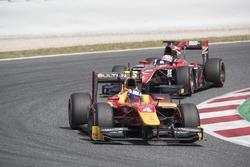 Gustav Malja, Racing Engineering leading Nobuharu Matsushita, ART Grand Prix