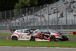 Attila Tassi, M1RA, Honda Civic TCR, Dusan Borkovic , GE-Force, Alfa Romeo Giulietta TCR