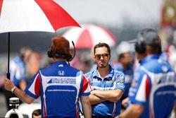Механик Себастьена Бурдэ и Эда Джонса, Dale Coyne Racing Honda