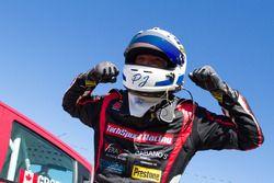 Primo classificato TCB P.J. Groenke, TechSport Racing