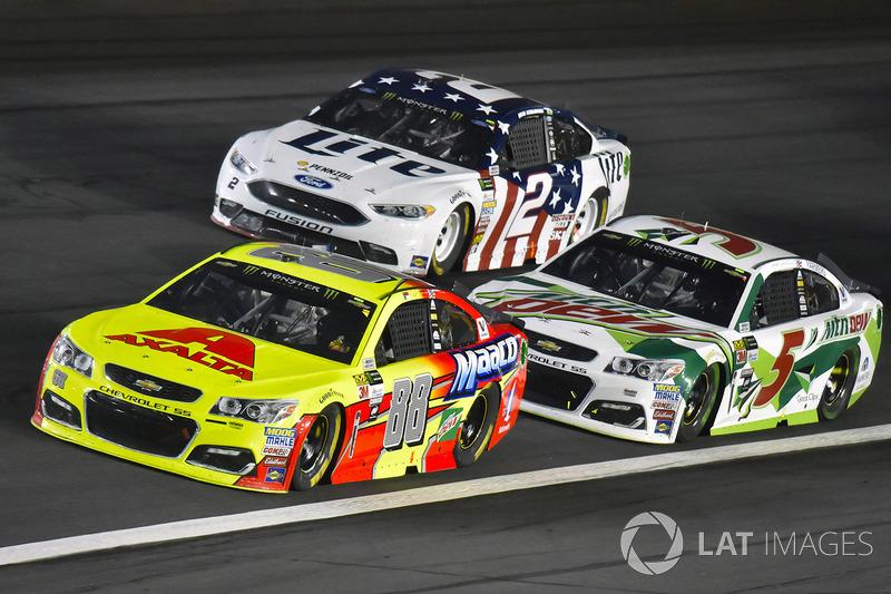 Dale Earnhardt Jr., Hendrick Motorsports Chevrolet, Kasey Kahne, Hendrick  Motorsports Chevrolet,