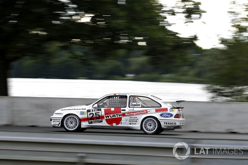 Michael Schneider, Alexander Burgsteller, Ford Sierra Cosworth RS500