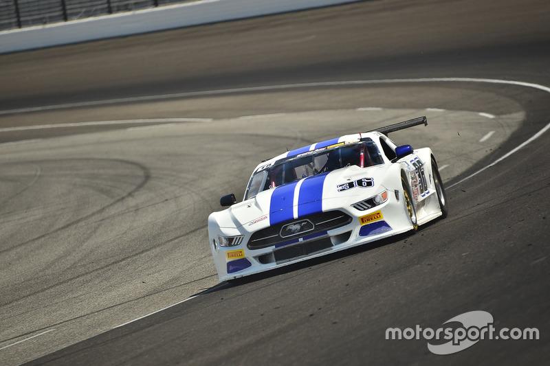 #36 TA Ford Mustang, Cliff Ebben, Lamers Motor Racing