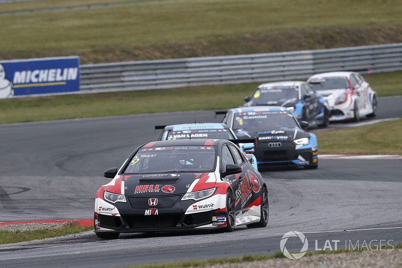Аттіла Ташші, M1RA, Honda Civic TCR