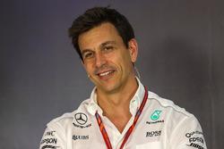 Toto Wolff, Mercedes AMG F1, Teamchef