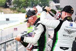 Winners #7 Team Parker Racing Ltd Bentley Continental GT3: Ian Loggie, Callum Macleod