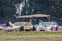 Mauricio Lambiris, Martinez Competicion Ford, Carlos Okulovich, Maquin Parts Racing Torino