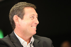 Gerard Neveu, WEC CEO
