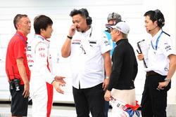 Yuhi Sekiguchi, Team Impul, Takuya Izawa, Dandelion Racing