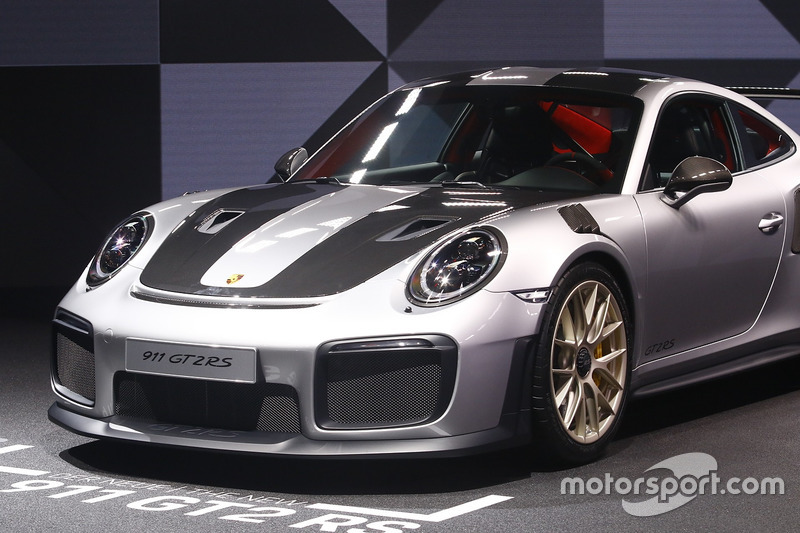 porsche 911 gt2 rs bei iaa 2017 in frankfurt automotive. Black Bedroom Furniture Sets. Home Design Ideas