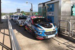 Auto in fila al casello autostradale di Fiuggi