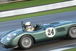 1952 Jaguar C-type, Nigel Webb