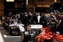 Fans bei F1 Racing