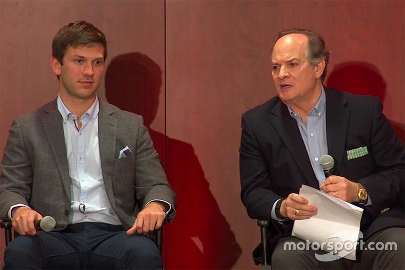 Daniel Suárez, Joe Gibbs Racing Toyota, Ronald Coppock, ARRIS Vicepresidente Ejecutivo