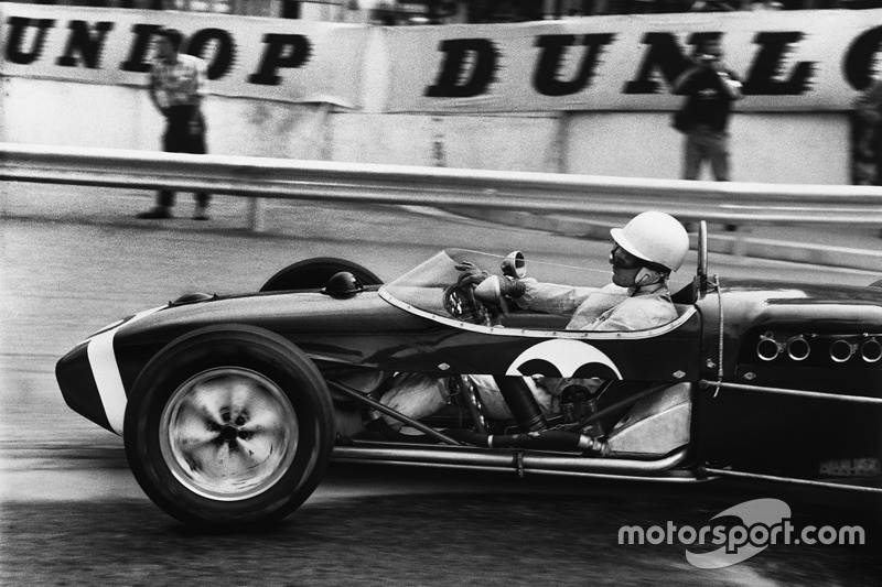 2. GP de Mónaco 1961 (Lotus 18) - 1°