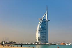 الأجواء فى دبي