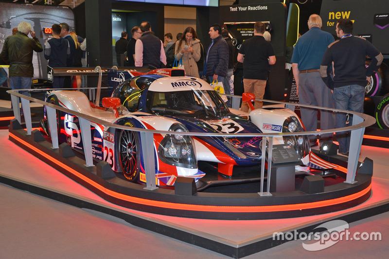 United Autosport Ligier JS3