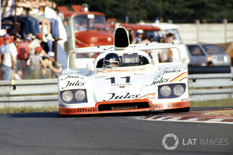 1981 Le Mans 24 Hours - Jacky Ickx, Derek Bell, Porsche 936/81