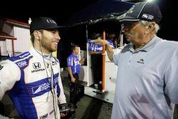 Гонщик Dale Coyne Racing Honda Эд Джонс и Робин Миллер