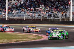 Diego De Carlo, Jet Racing Chevrolet, Jose Savino, Savino Sport Ford, Martin Serrano, Coiro Dole Rac