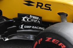 Renault Sport F1 Team RS17, side