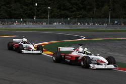 F1-Doppelsitzer: Zsolt Baumgartner, Patrick Friesacher