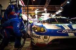 Райан Бриско, Ричард Уэстбрук, Скотт Диксон, Ford Chip Ganassi Team USA, Ford GT (№69)