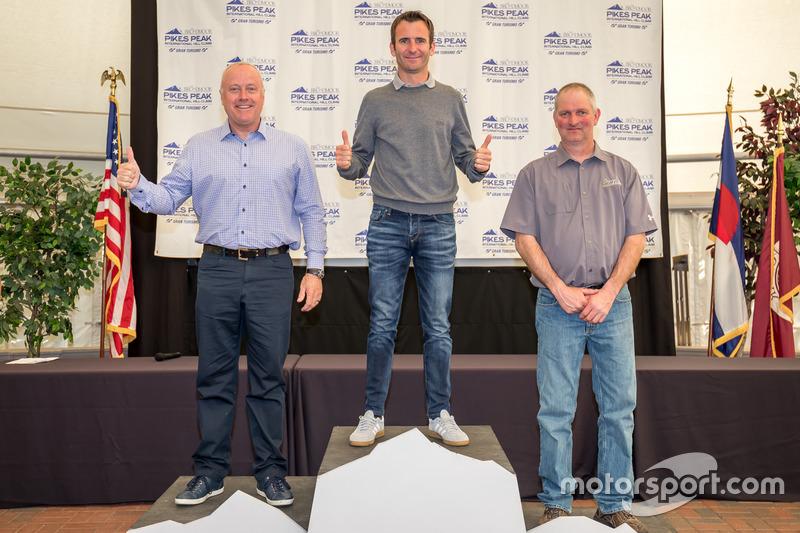 Podium: 1. Romain Dumas; 2. Peter Cunningham; 3. Clint Vahsholtz