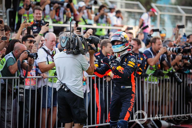 2017: Daniel Ricciardo, Red Bull Racing