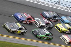 William Byron, JR Motorsports Chevrolet Justin Allgaier, JR Motorsports Chevrolet