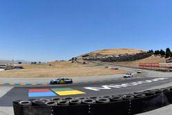 Michael McDowell, Leavine Family Racing Chevrolet, Chris Buescher, JTG Daugherty Racing Chevrolet