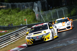 Roland Schmid, Roger Vögeli, Rudolf Rhyn, Honda Civic Type R TCR, Honda Racing Team Schmid