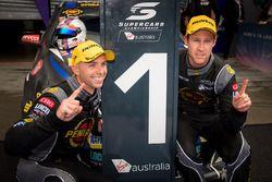 Race winners David Reynolds, Luke Youlden, Erebus Motorsport Holden