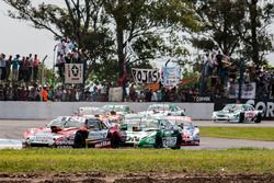 Jose Manuel Urcera, Las Toscas Racing Chevrolet, Agustin Canapino, Jet Racing Chevrolet, Carlos Okulovich, Maquin Parts Racing Torino