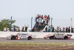 Martin Serrano, Coiro Dole Racing Chevrolet, Matias Rossi, Nova Racing Ford
