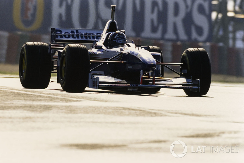 1996: Damon Hill (Williams FW18 Renault)