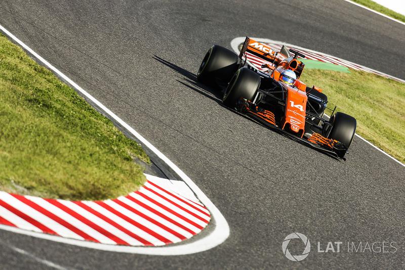 11th: Fernando Alonso (McLaren-Honda)