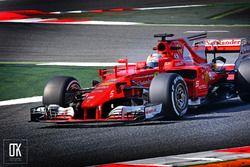 Ferrari SF70H, burun değişikliği fantezi konsept tasarım