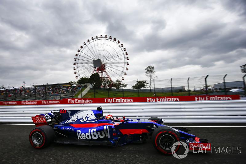 18. Pierre Gasly, Scuderia Toro Rosso STR12