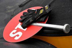 Pit paddle